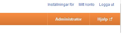 Google Analytics Administratör
