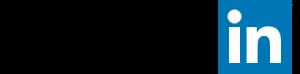 LinkedIn logotype - annonsera på linkedin