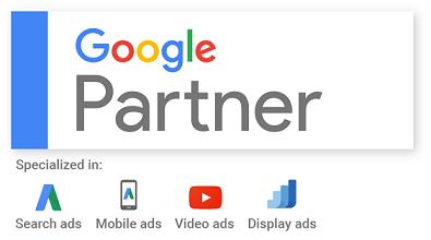SEO Sverige är Google Partner