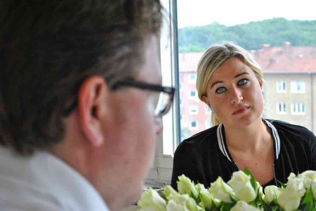 SEO Sverige våra medarbetare bakgrund kristina